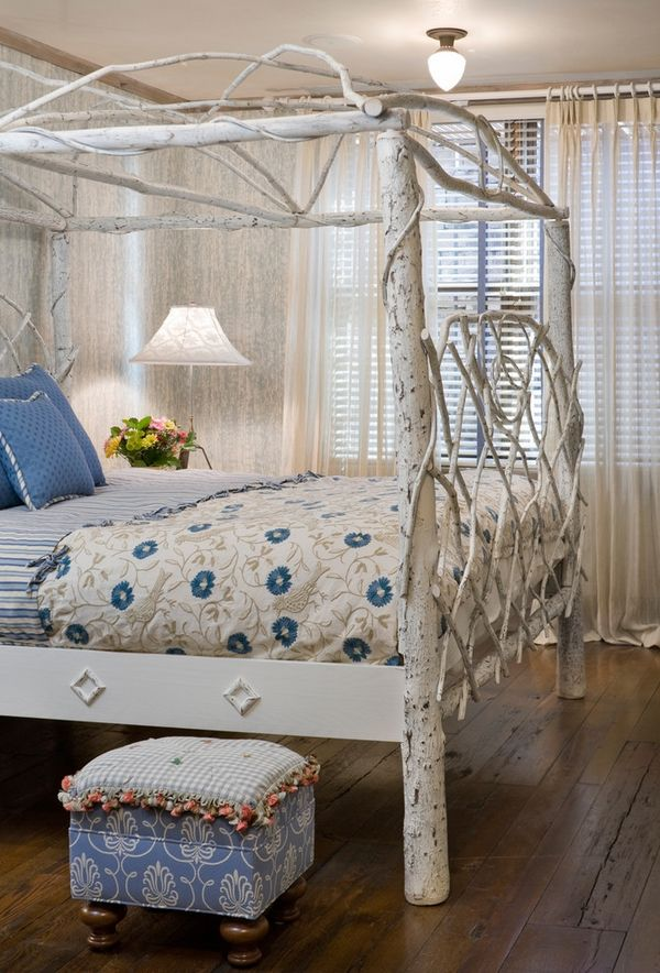138 best Dormitorios images on Pinterest | Canopy beds, Bedrooms and ...