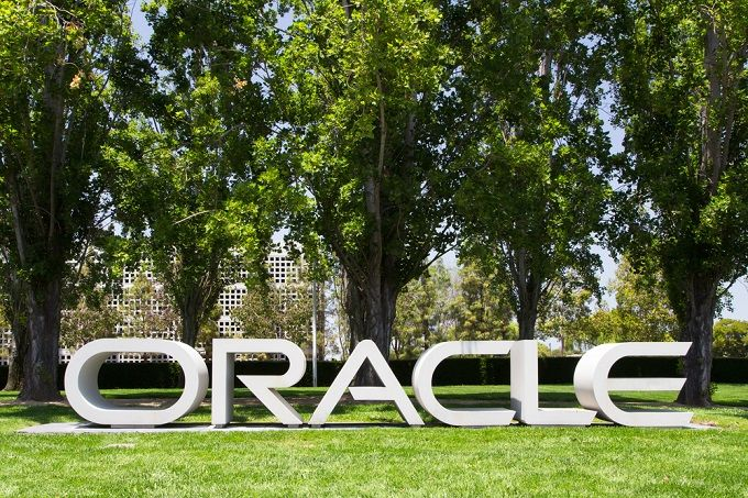 Oracle stock broke out above 17-year resistance last week after blowing away quarterly estimates, setting the stage for higher prices.