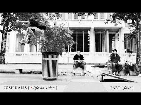 Josh Kalis: Life On Video – Part 4: There will never be another Josh Kalis, and certainly nobody… #Skatevideos #josh #kalis #life #part