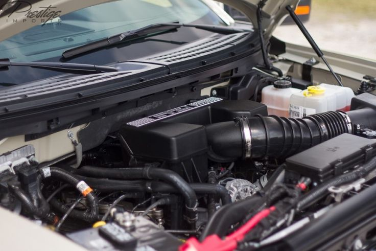 2013 Ford F150 Fx4 >> 2013 Ford F-150 under the hood | Ford F150 Trucks | Ford ...