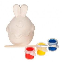 Paint your own Easter bunnies and eggs with our range of kids activity kits! Browse the range and pick your favourites! #poundlandeaster