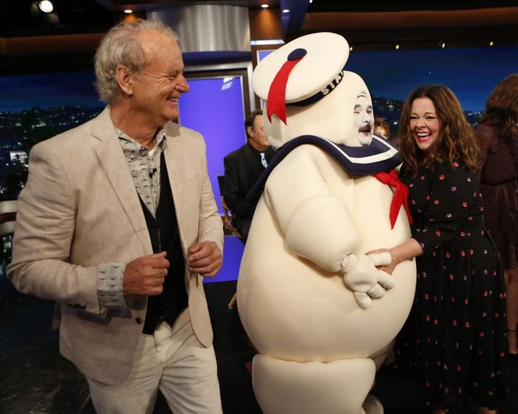 Bill Murray: Ghostbusters Cameo Paul Feig Interview