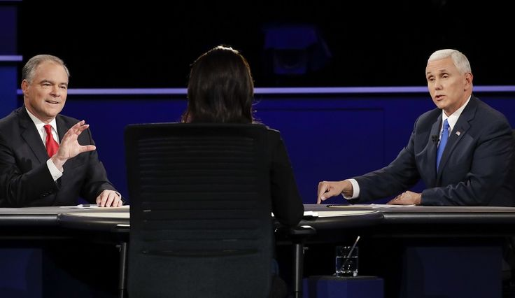 Fact-Checking The Vice-Presidential Debate: Who Exaggerated, Who Told The Truth, Who Lied