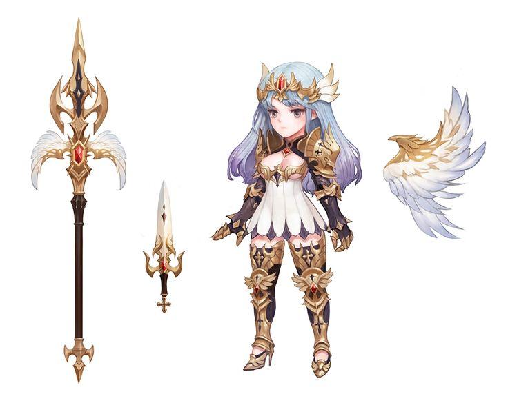 Seven Knights Art - Imgur