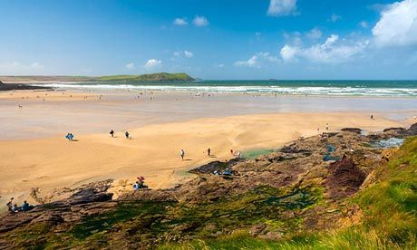 UK beach hopping: three great coastal tours