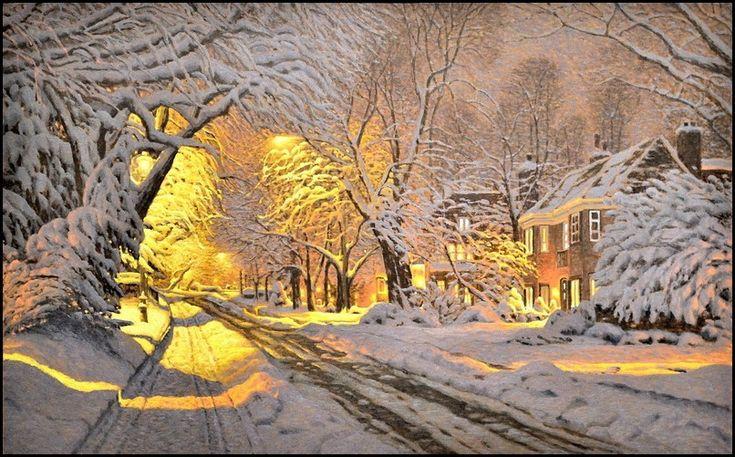 Художник Richard Savoie | 'Зимняя сказка'. Обсуждение на LiveInternet - Российский Сервис Онлайн-Дневников