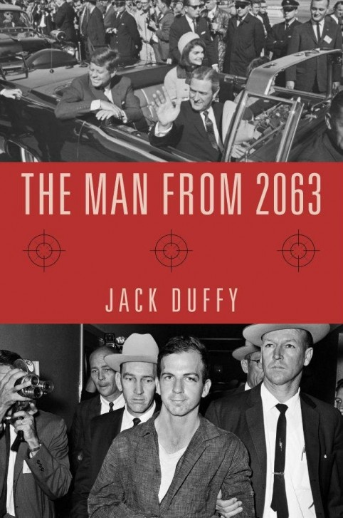 BOOK REVIEW: THE MAN FROM 2063 by JACK DUFFY ~ The Self-Taught Cook™ @Tammy Cuevas