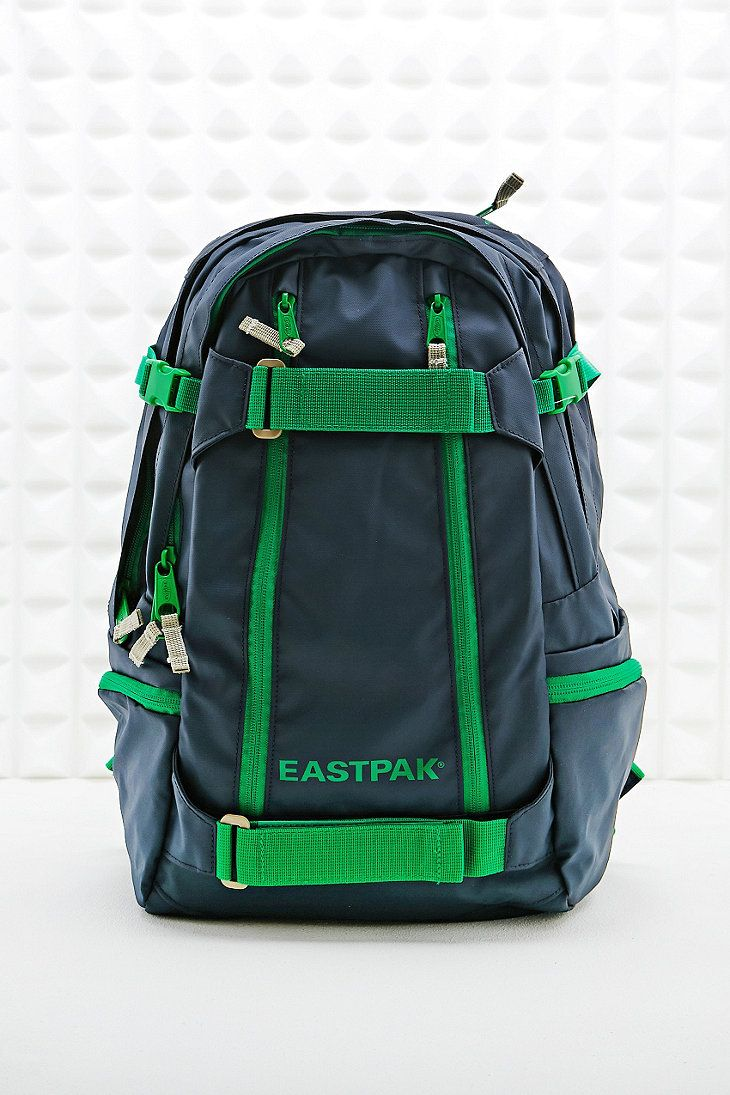 Eastpak Getter Motion Backpack in Navy