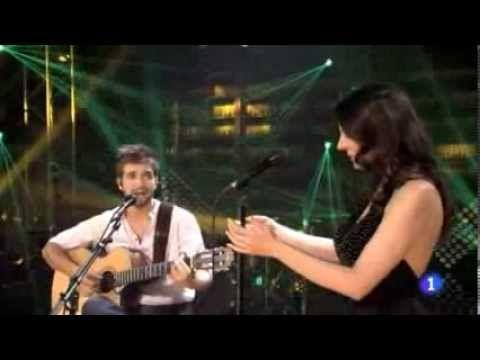 Pablo Alborán  com   Diana Navarro  ---  Solamente tú