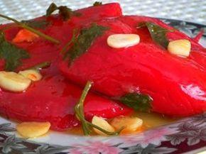 Kırmızı Biber Turşusu | Rumeli Lezzetleri | Balkan mutfağı, Rumeli mutfağı, Boşnak Mutfağı, Arnavut Mutfağı