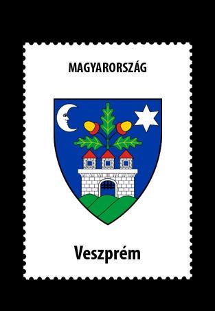 Magyarország • Közép-Dunántúl • Veszprém megye