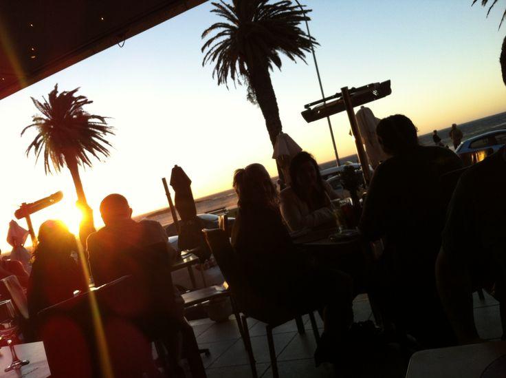 aperitv & sunset @ tuscany beach