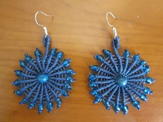 Κοσμήματα από macrame