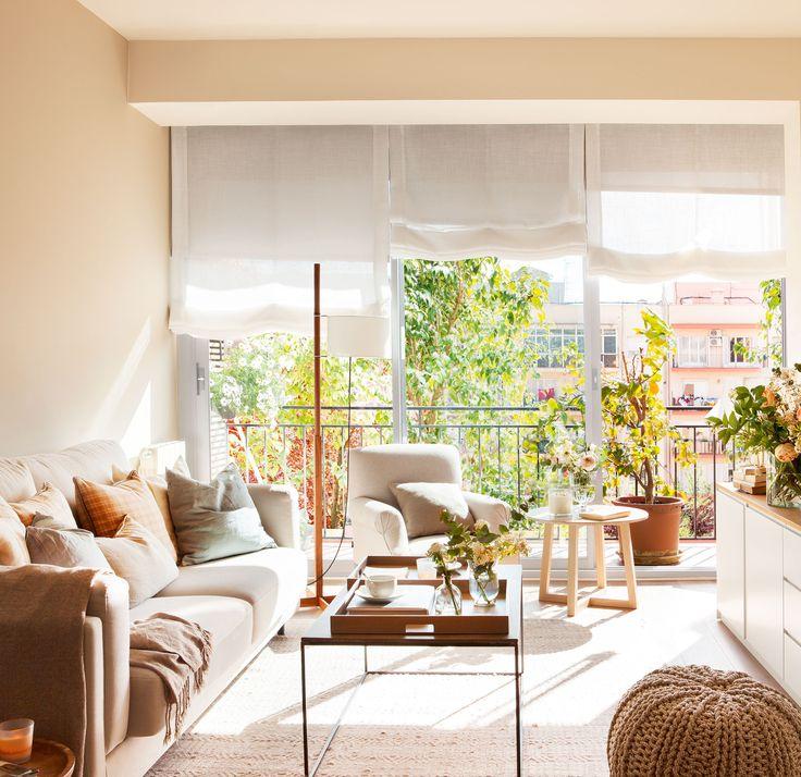 17 mejores ideas sobre cortinas de ganchillo en pinterest - El mueble cortinas ...
