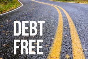 We paid off $22,000 in less than 9 months to be debt free! Now we can't wait to share how to pay off debt fast, so other families can become debt free too!