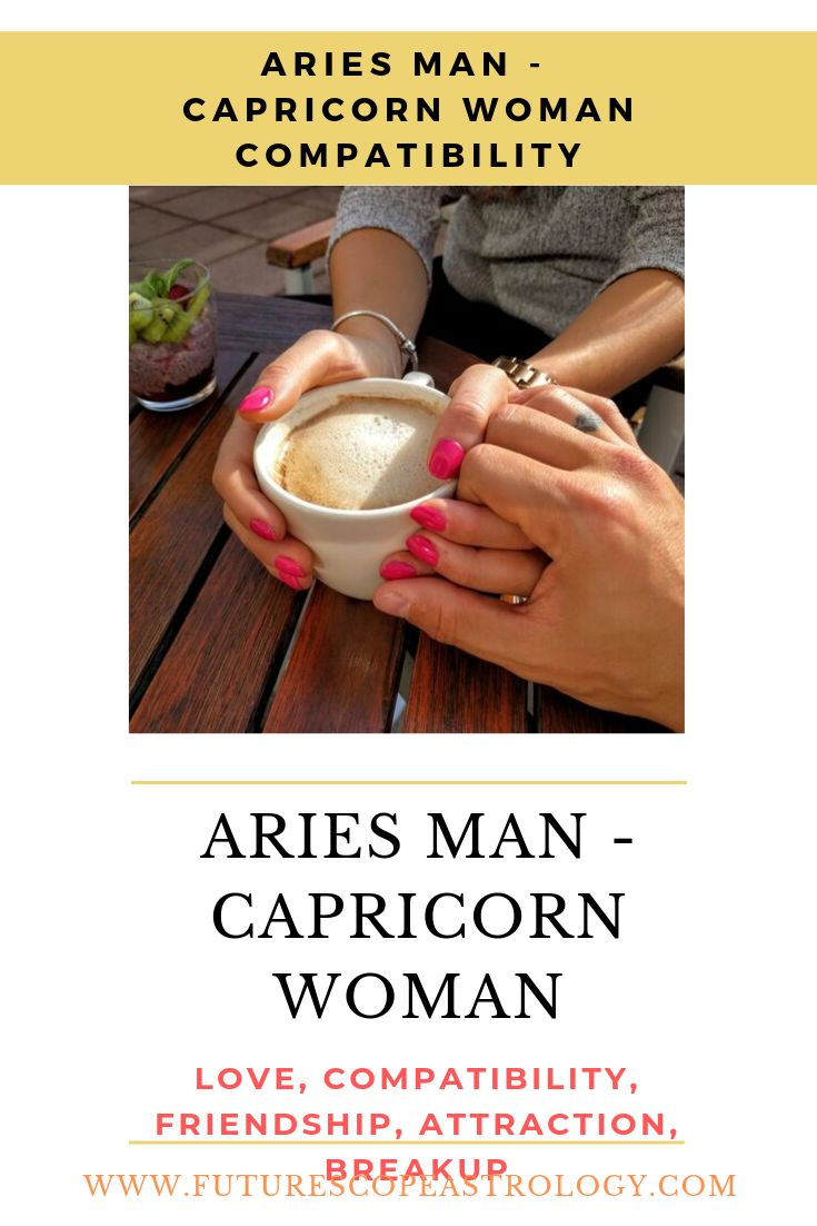 Aries man and capricorn woman love compatibility