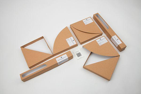 Klässbols linen factory on Packaging Design Served