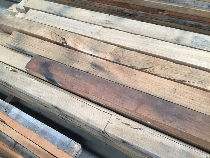Recycled Timber From Demolished Homes Around Melbourne. www.renovatorsparadise.com.au