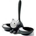 Adorable bowl for the kitties.