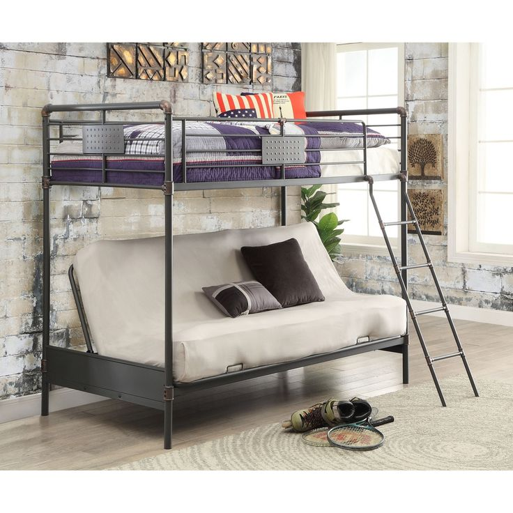 16 Best Extra Long Bunk Beds Images On Pinterest Queen