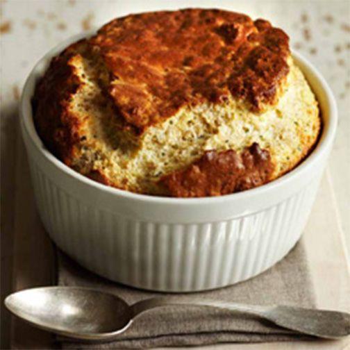 Oatmeal Breakfast Souffle