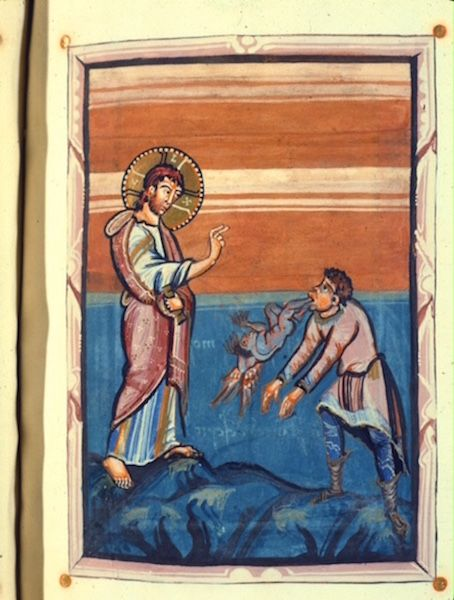 Watchword for the 19th Sunday after Trinity: Heal me, O LORD, and I shall be healed; save me, and I shall be saved (Jer 17:14). The Introit is from Psalm 32: Blessed is he whose transgressi…