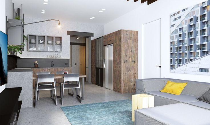 Idei de decor pentru apartamente mici