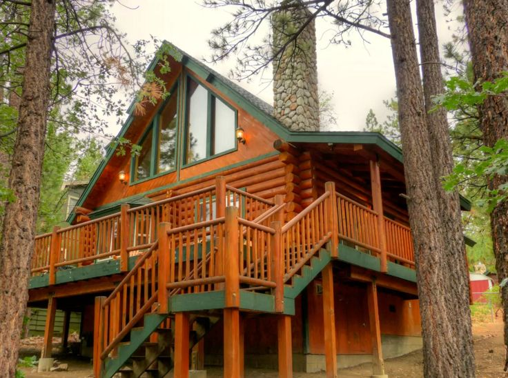 Top Airbnb Located Near The Iconic Big Bear Lake, California   Trip101