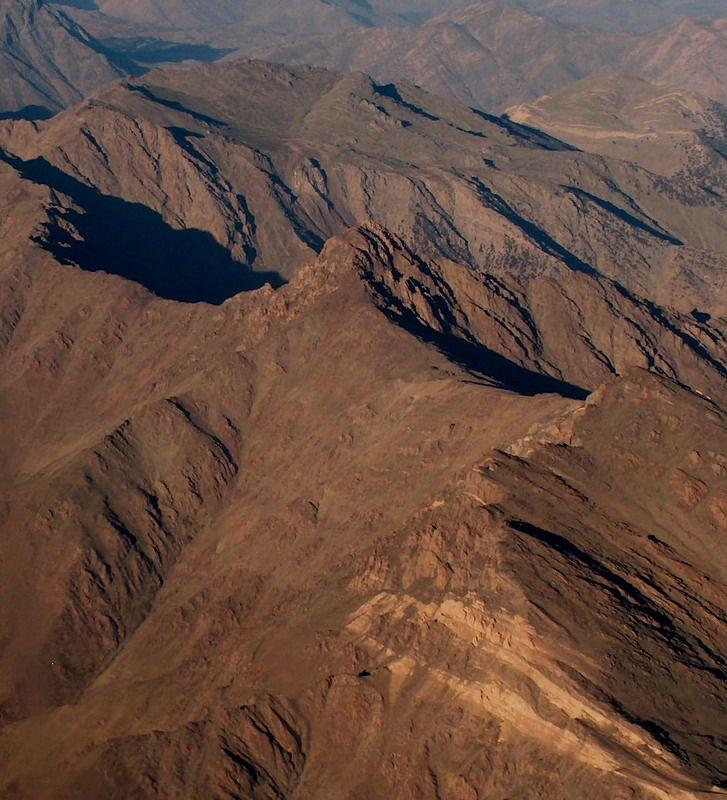 À travers les montagnes vol de Marrakech à Agadir