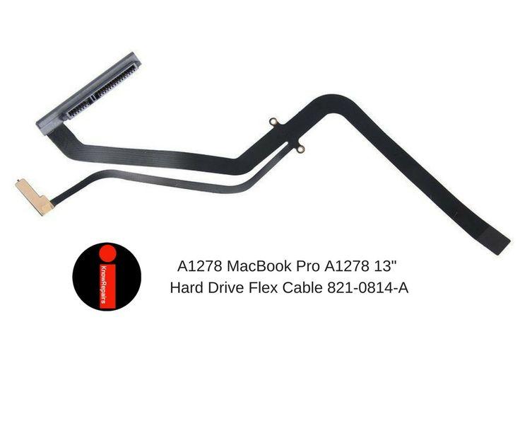"Genuine Apple MacBook Pro A1278 13""  Hard Drive Flex Cable 821-0814-A #Apple"