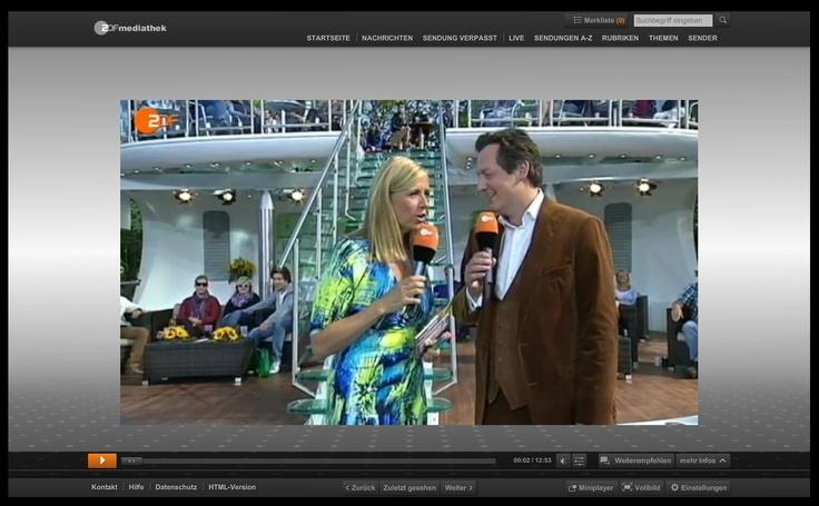 http://www.zdf.de/ZDFmediathek/kanaluebersicht/aktuellste/204#/beitrag/video/1730512/Aktion:-In-der-Liebe-und-im-Streit  Andrea Kiewel beim ZDF Fernsehgarten in KD12 ♥