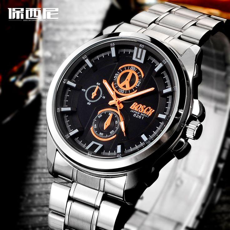 $9.96 (Buy here: https://alitems.com/g/1e8d114494ebda23ff8b16525dc3e8/?i=5&ulp=https%3A%2F%2Fwww.aliexpress.com%2Fitem%2FFashion-Men-s-Quartz-Waterproof-Watches-Stainless-Steel-Business-Men-Watch-Datona-Dress-Wristwatches-Bosck-8261%2F32785311562.html ) Fashion Men's Quartz Waterproof Watches Stainless Steel Business Men Watch Datona Dress Wristwatches Bosck 8261 reloj hombre for just $9.96