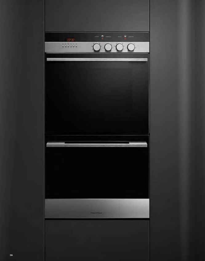 Fisher & Paykel 60cm Tower Oven