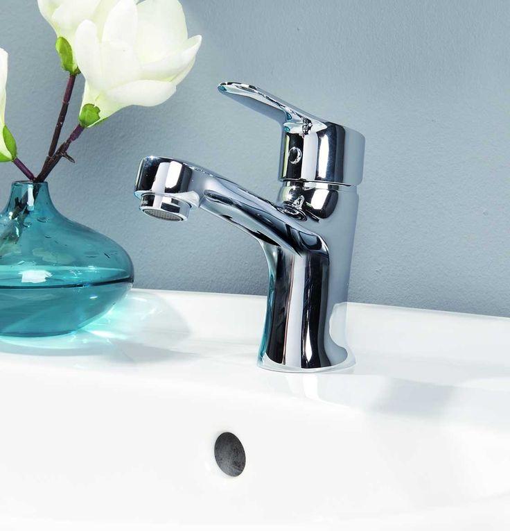 new tap for spring #tap #spring #obipolska #obi #bathroom