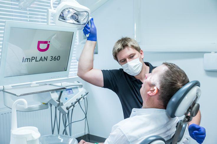 Akcja imPLAN360 dla Prodenta clinic.