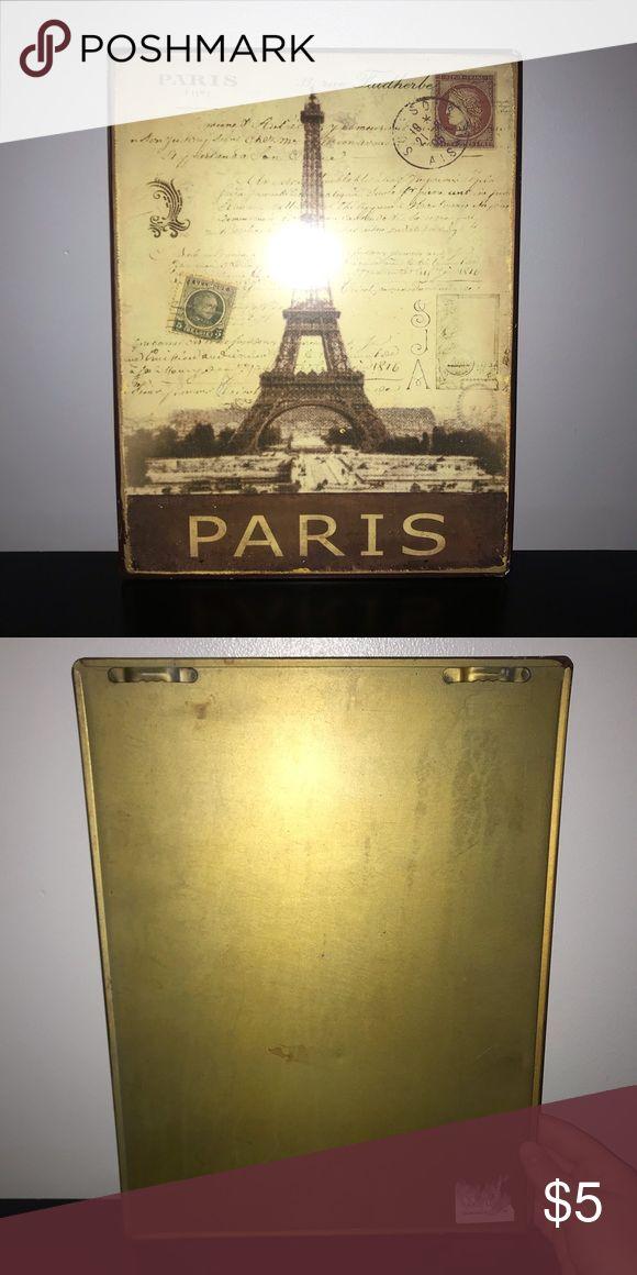 Paris Wall Decor Ein braun-braunes Wanddekor mit Vintage-Ästhetik! Hobby Lobby … – My Posh Picks