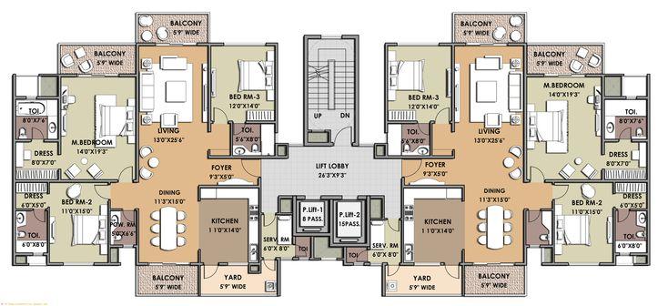 apartment unit plans | Unit Plan