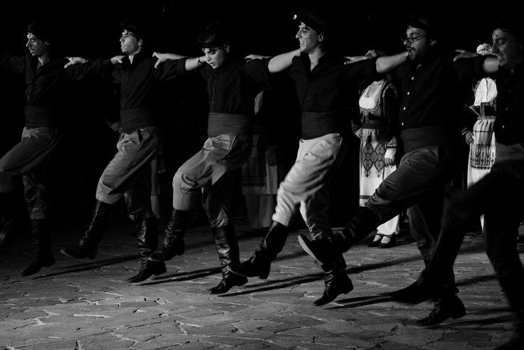 Χορός Πεντοζάλι-Κρήτη