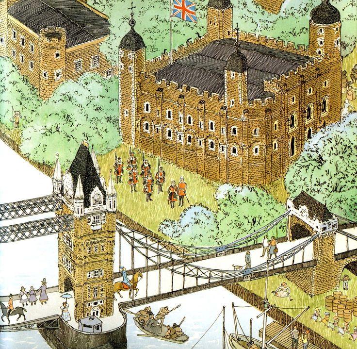 Mitsumasa Anno - Anno's Britain
