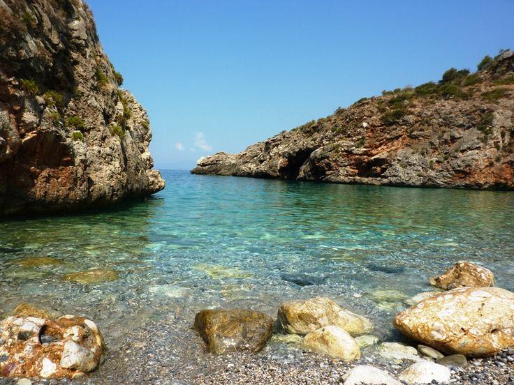 Bucht bei Stoupa