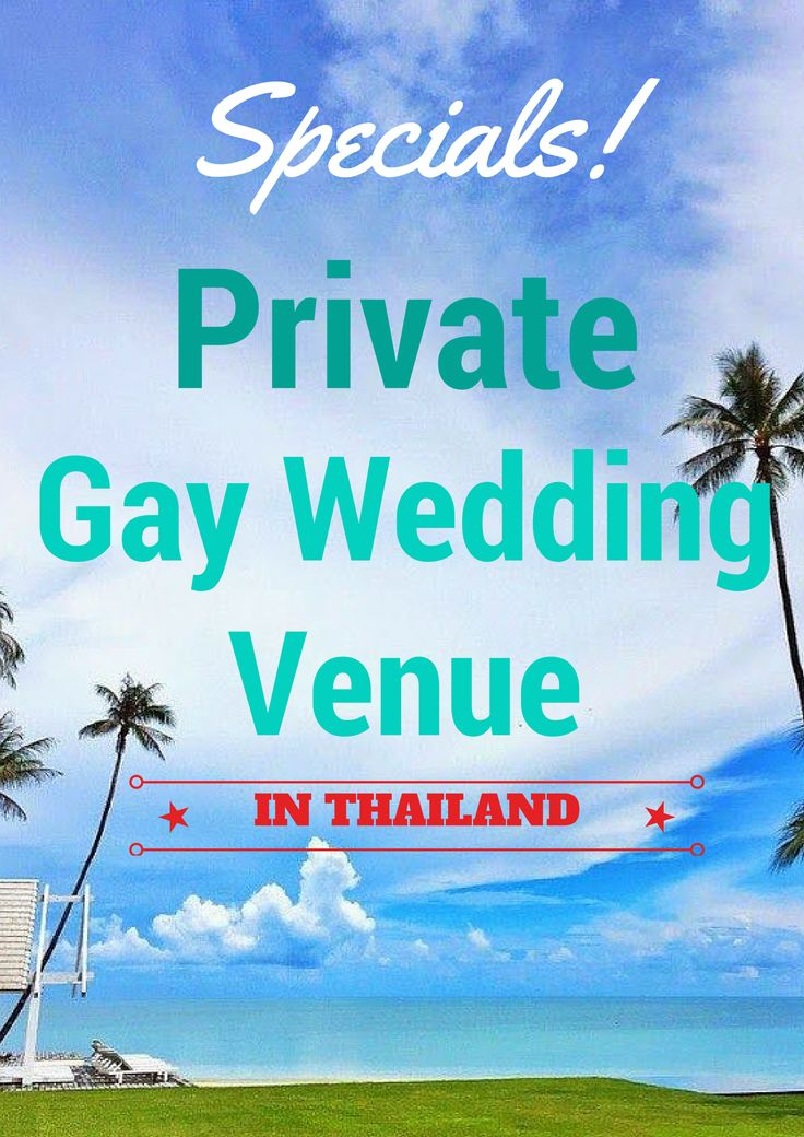 Check out more about Private Gay Weddings venues in Thailand http://www.pureblisswedding.com/2015/07/5-wedding-venues-ideal-for-private-gay-weddings-in-thailand/ #lgbts #lovewins #weddingplanner #thailand #kohsamui #phuket #beaches #gaywedding #lesbian #sea #bluesky #gay #wedding #lgbtlove