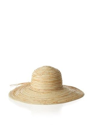 50% OFF Giovannio Women's Large Swinger With Raffia Trim, Natural
