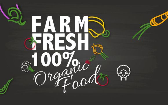 Farm Fresh Keynote animated template by mila.lolli on Creative Market