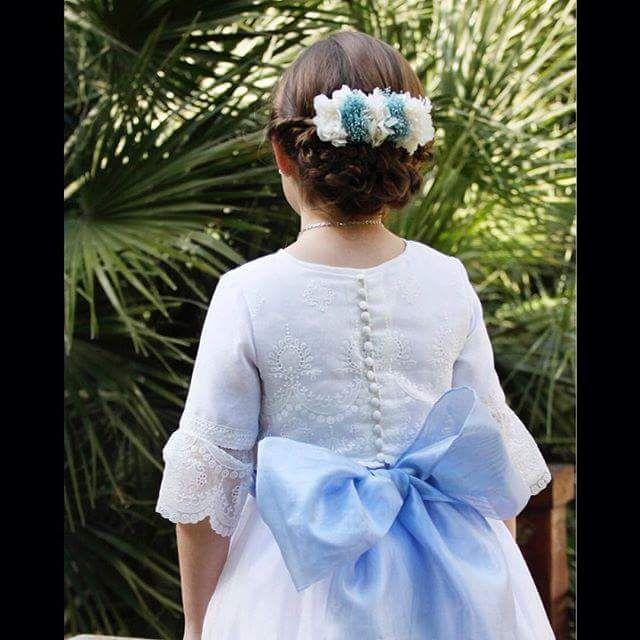 #leonorysofia #comuniones #trajes #vestidos #amedida