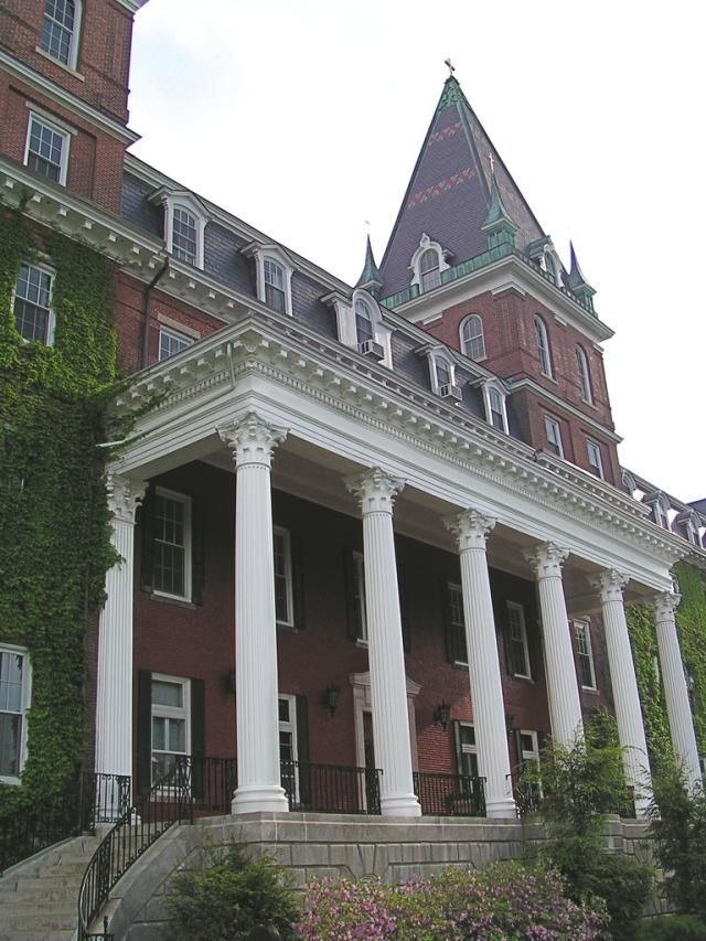 What does it take to get into the College of the Holy Cross? Find out here!