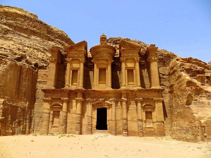Jordan tour of Dead Sea, Petra, Amman, Floating on Dead Sea - http://www.whitemushroomholidays.com/holidays/jordan-tour-packages/