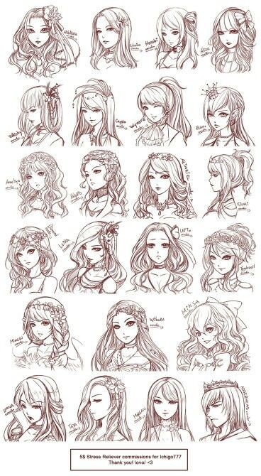 Hairstyle                                                                                                                                                      Plus
