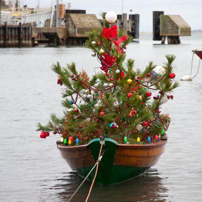 Nantucket Christmas Stroll 2014 is December 5-7 | Coastalliving.com