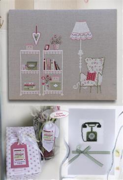 Ub Design Meine Kleine Wohnung вышивка крестиком Cross Stitch