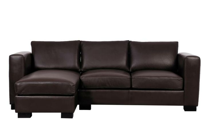 Detroit 3 Division Daybed in Leather   Wetherlys